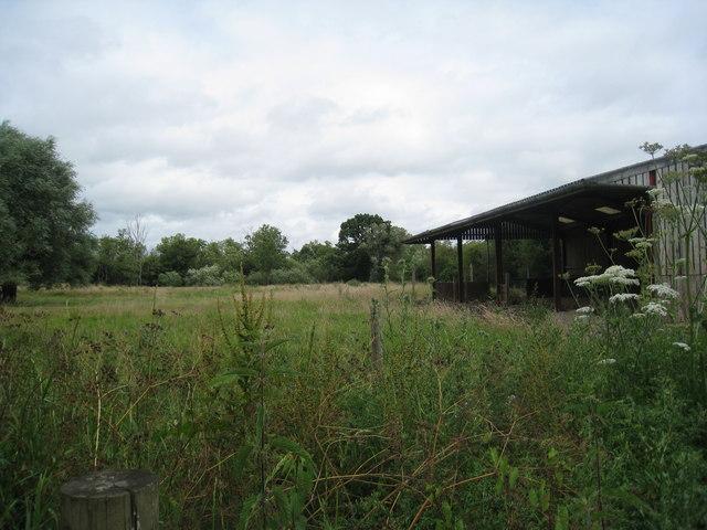 Barn near Upper Lode