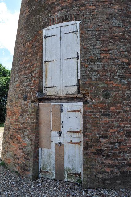 Door above a Door