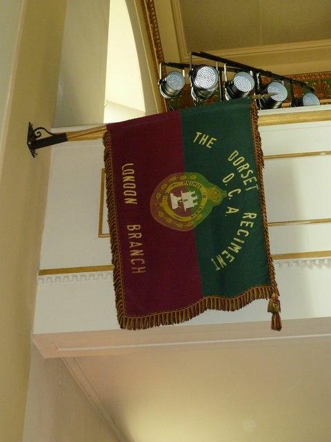 Flag within St John, Waterloo