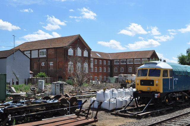 Completed Maltings