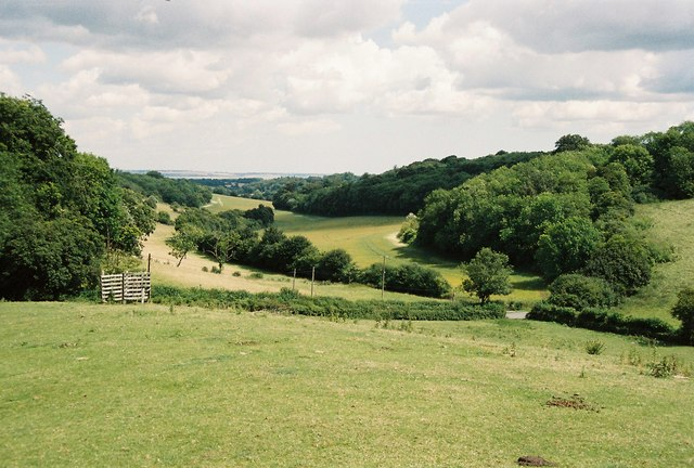 View across the Twin Hills