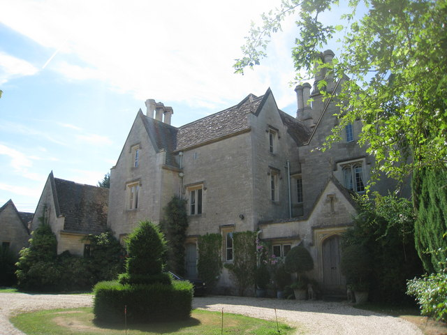 The Old Vicarage, Haresfield