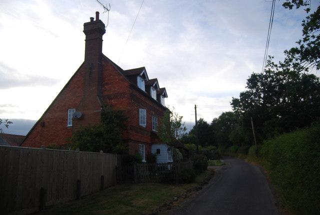 Farmhouse, Bushes Farm