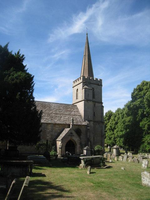 St. Peter's, Haresfield