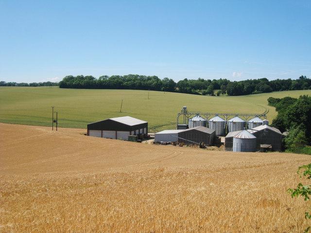 Pett Bottom Farm