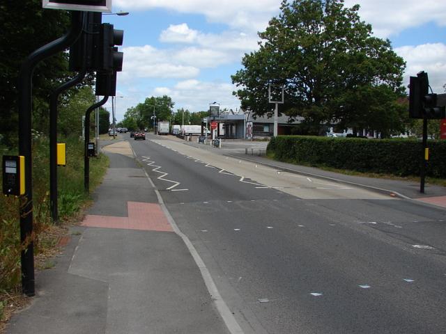Guildford Road, Bisley