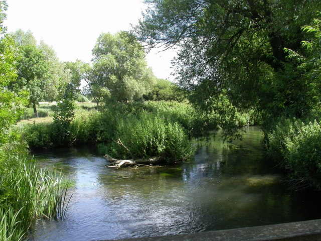 Eastleigh, confluence