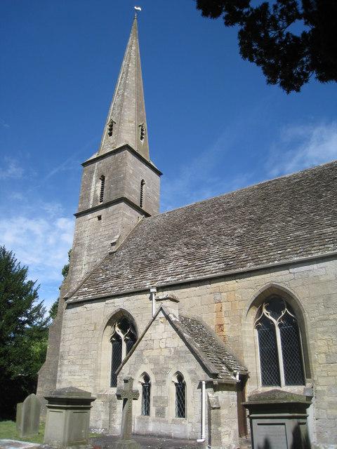 St. Nicholas, Standish