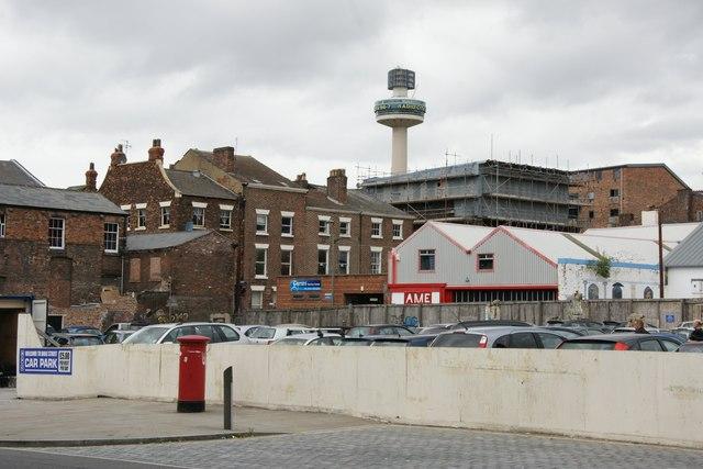 Duke Street car park, Liverpool