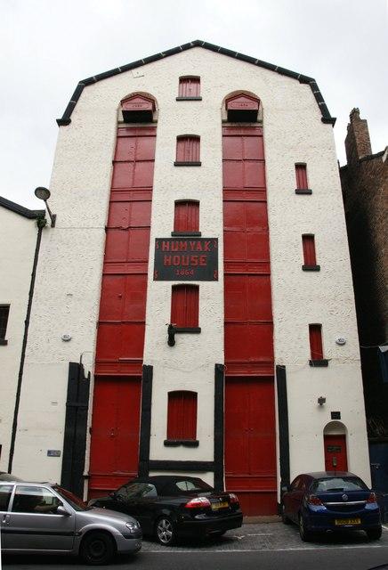 Humyak House, Duke Street, Liverpool