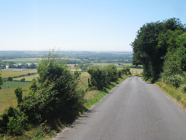 Lane to Stowting