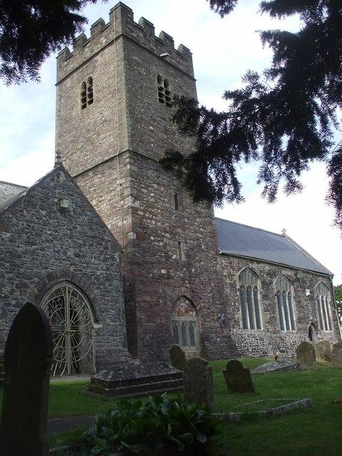St Mellons parish church, Cardiff