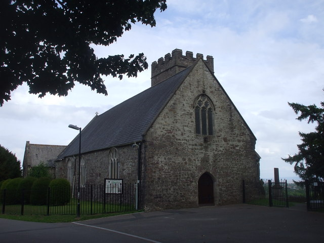 St Mellons parish church, Cardiff