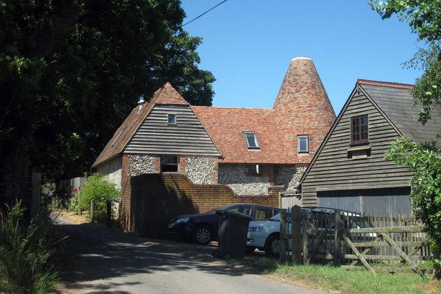 Whiteacre Oast, Whiteacre Lane, Waltham, Kent