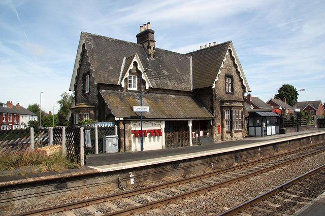 Lowdham Station