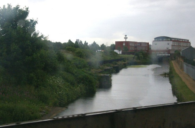Leeds to Liverpool canal at Kirkdale