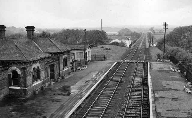 Butterley Station (remains)