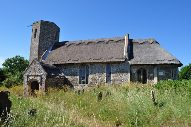 Heckingham Church