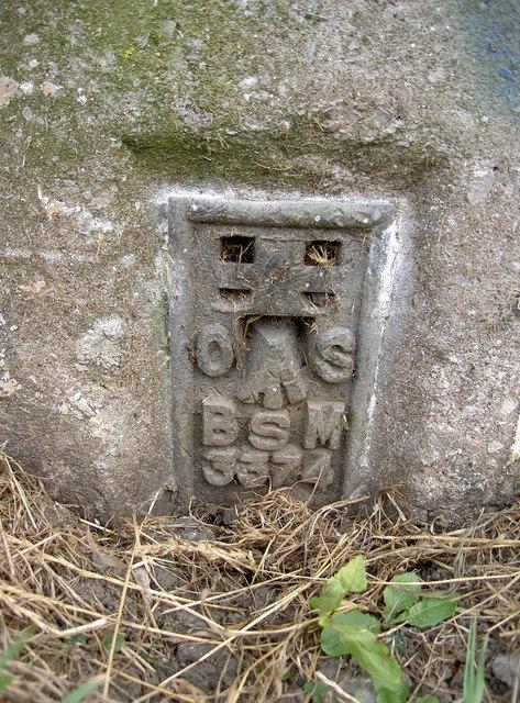 Trig Pillar, Bristol