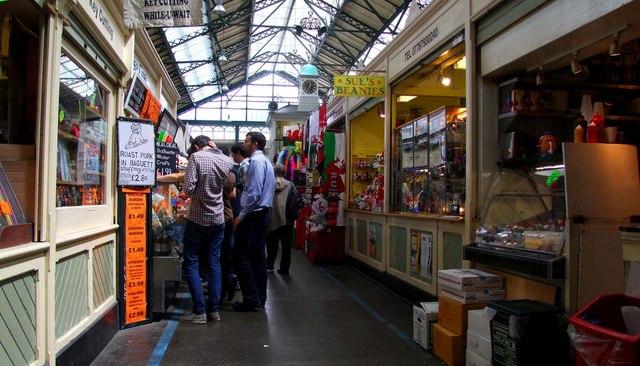 St David's Indoor Market