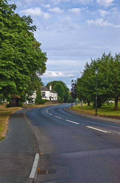 Heading to Bletchingley