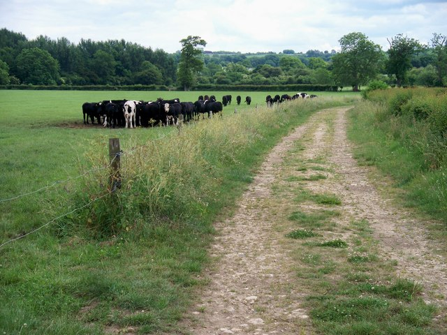 Footpath to Chipping Norton [1]
