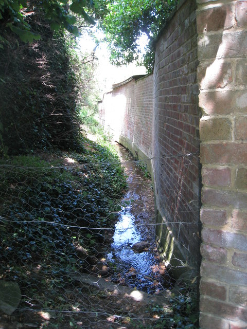 Stream and Wall