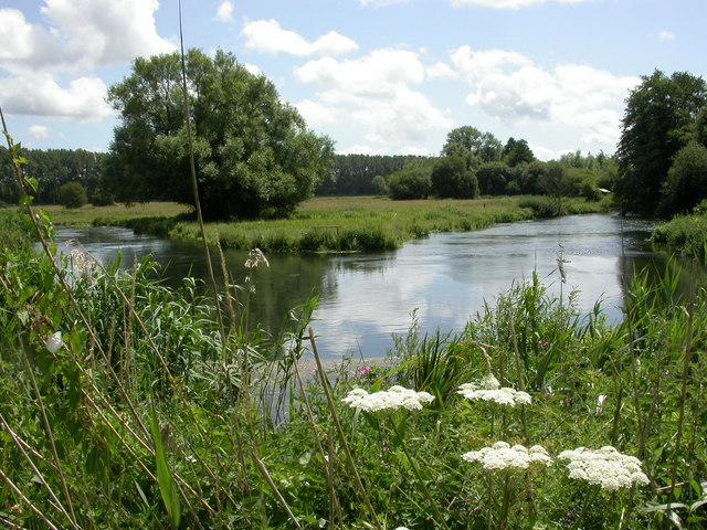 Eastleigh, River Itchen