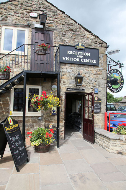 Theakston Brewery Reception and Visitor Centre