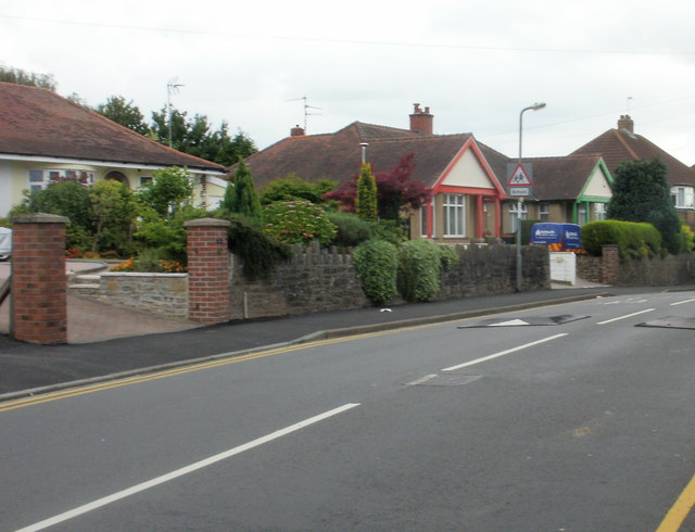 Pillmawr Road bungalows, Newport