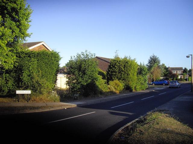 Cloverlands, St Johns Estate Colchester