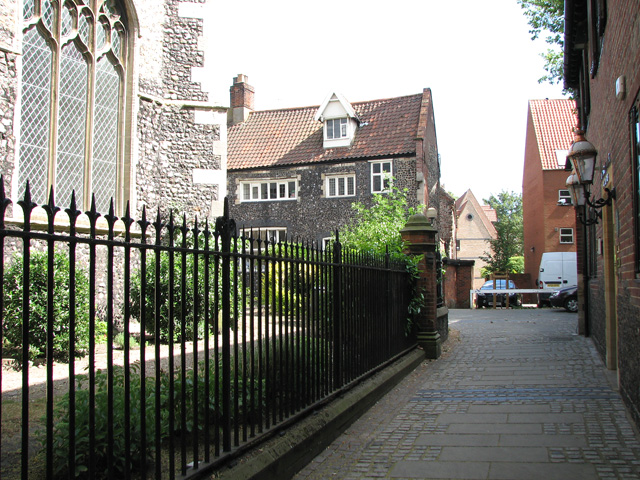 St Clement's Alley