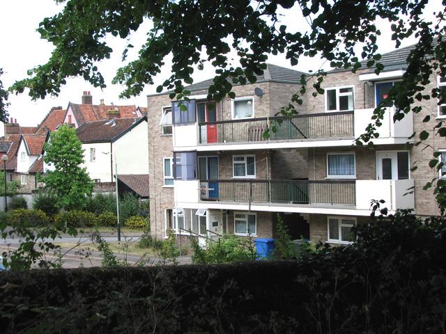 Block of Flats in Ferry Road, Norwich