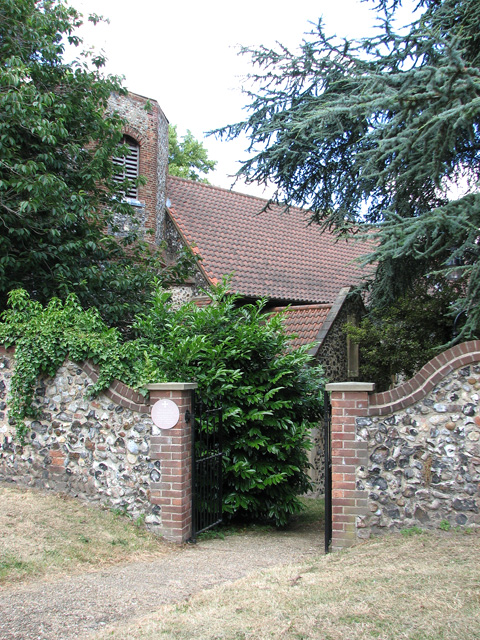St Etheldreda's church in Ferry Road, Norwich
