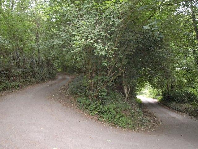 Hairpin on Holland's Lane