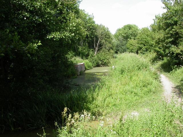 Swaythling, Mansbridge Lock