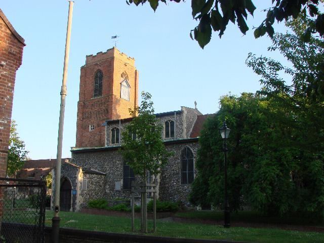 St Augustine's Church, Norwich