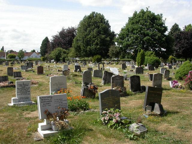 South Stoneham Cemetery