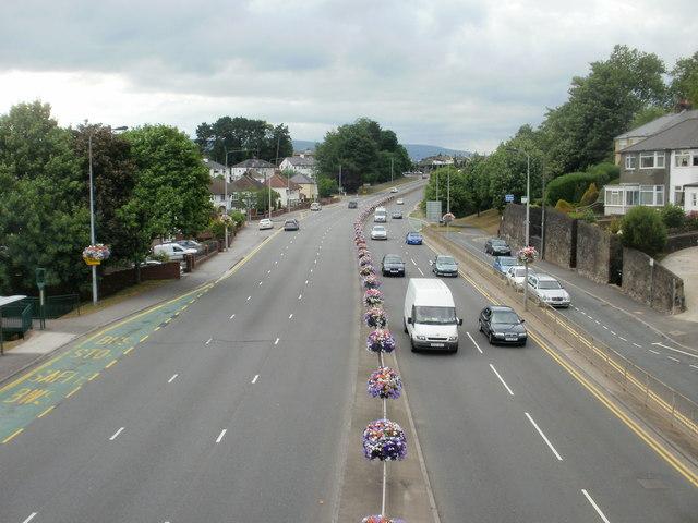 Flowery Malpas Road, Newport