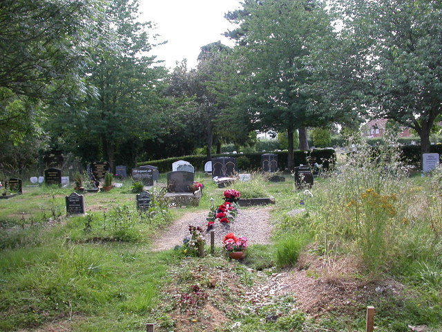 South Stoneham Cemetery, Muslim section