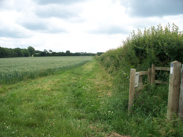 Footpath to Chipping Norton [4]