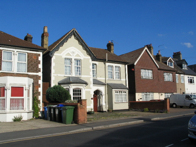 Lion Road, Bexleyheath