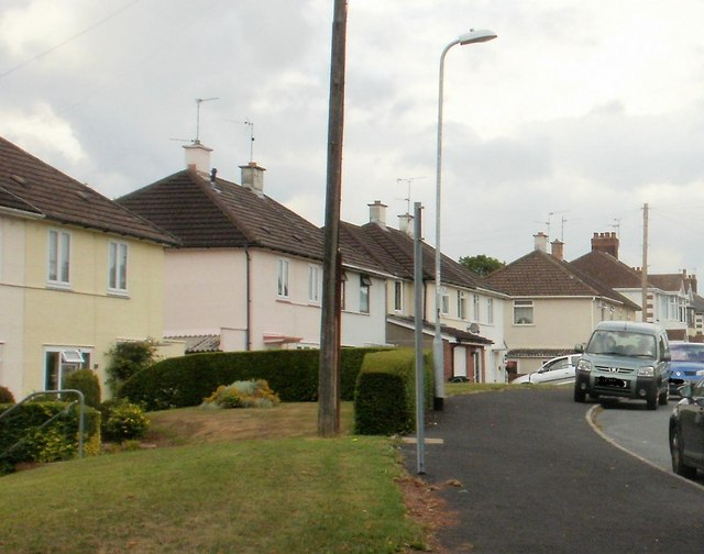 Blaen-y-Pant Crescent, Newport