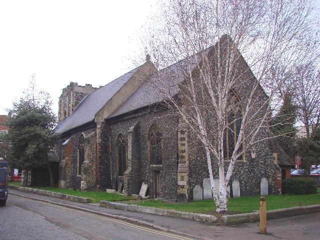 St Saviour's Church, Norwich