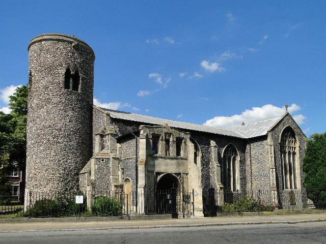 St Mary Coslaney, Norwich