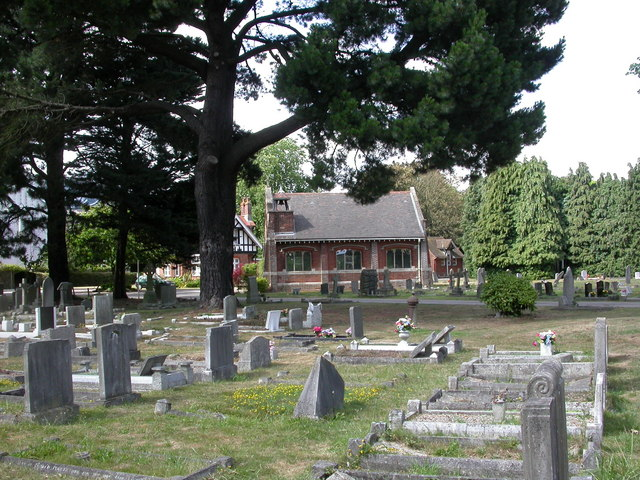 South Stoneham Cemetery Chapel