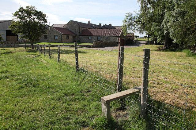 Ruswick Manor farm