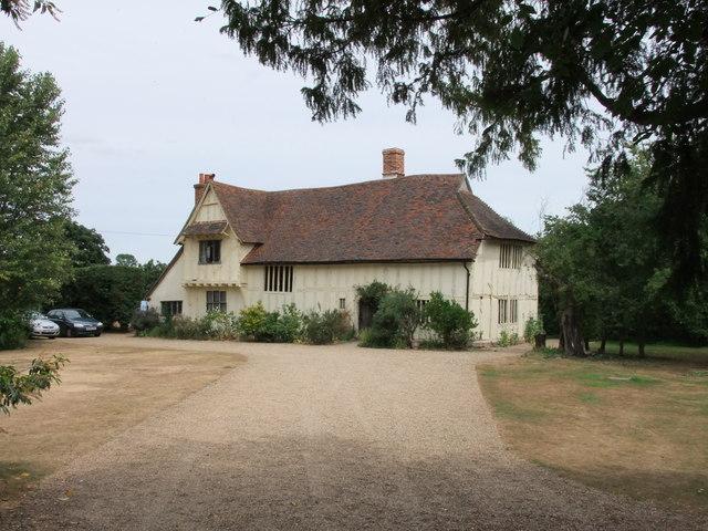 Valley Farmhouse, Flatford
