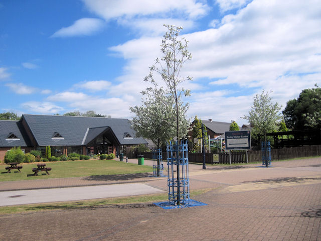 Denby Visitor centre