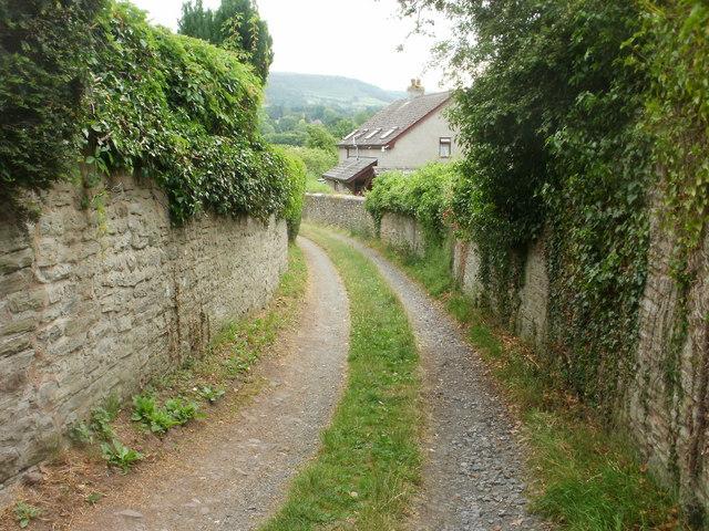 Offa's Dyke Path, Hay-on-Wye